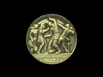 Croatian Sports Museum – Logo